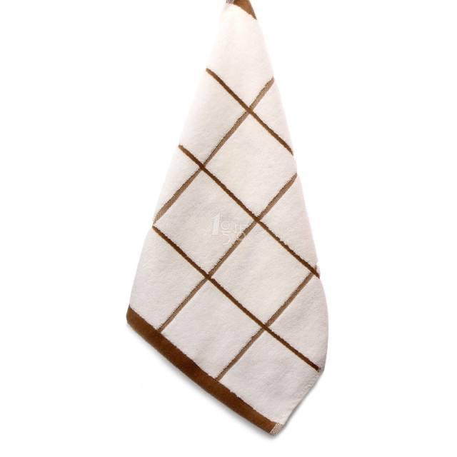 酒店宾馆纯棉小方巾供应