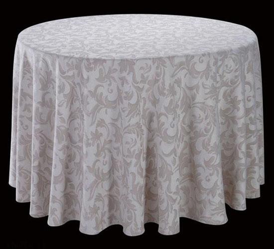 布艺酒店桌布