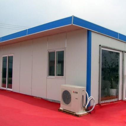 贵州T式活动板房安装