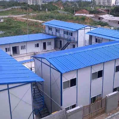贵州K式活动板房安装