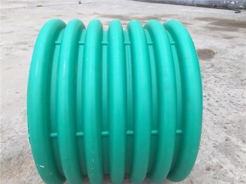 贵州HDMP高密度增强双壁波纹管