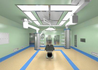 手术净化室