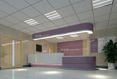 护士站吧台