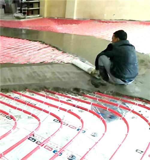 空气能地暖安装公司