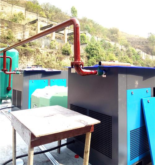 广汉空压机余热回收