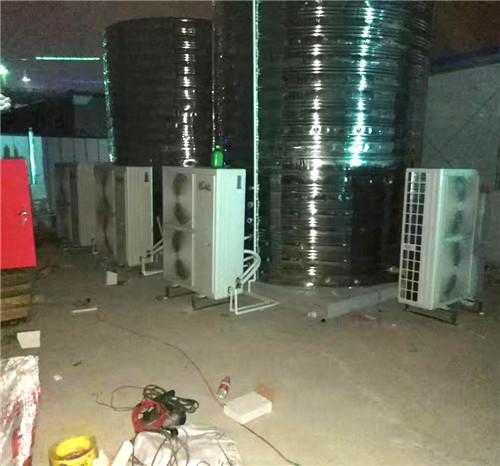 广汉空气能热水安装