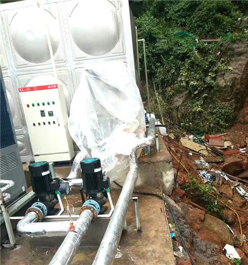 成都空气能热水器管道安装