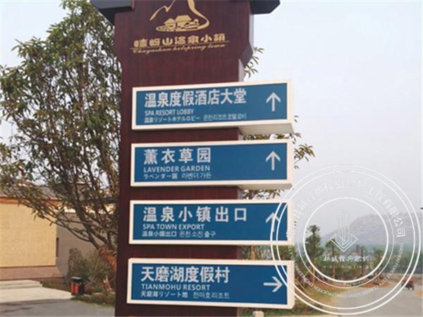 贵州指示牌
