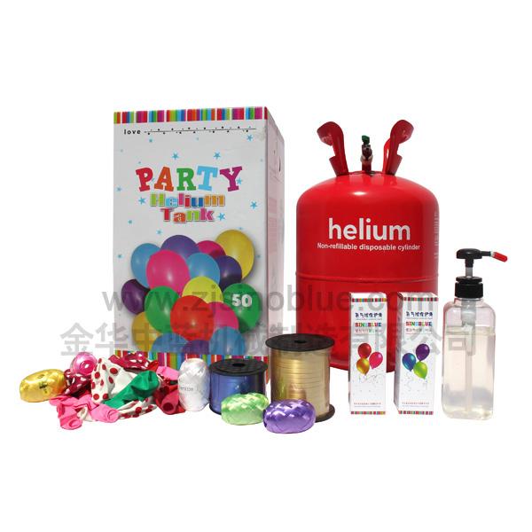 氦气波波球