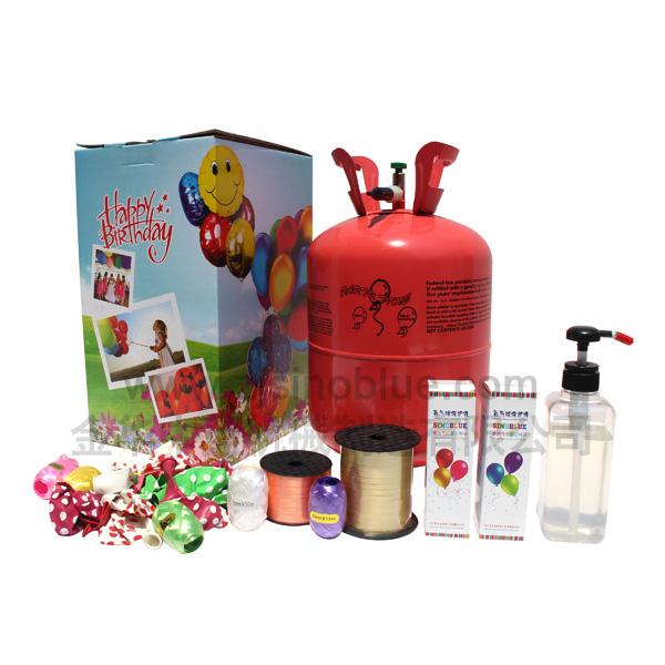 低压氦气罐