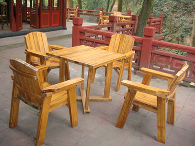 石家庄园林椅