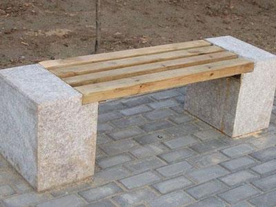 石家庄公园椅