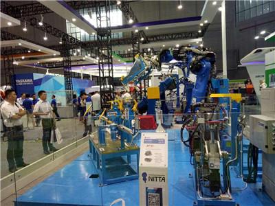郑州国际自动化展会