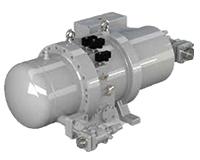 SRL中低温螺杆制冷压缩机