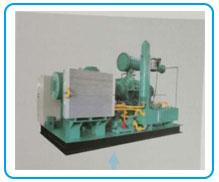 螺杆式蒸汽膨胀发电机