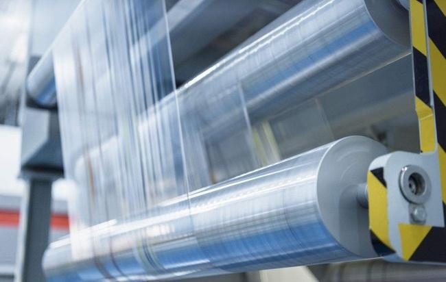郑州缠绕膜生产设备