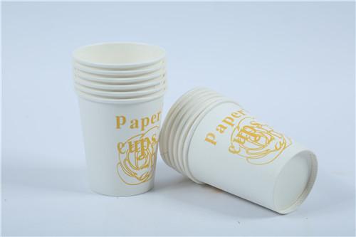 一次性纸杯尺寸