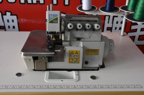 半自动包缝机