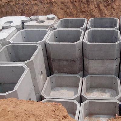 贵阳化粪池安装