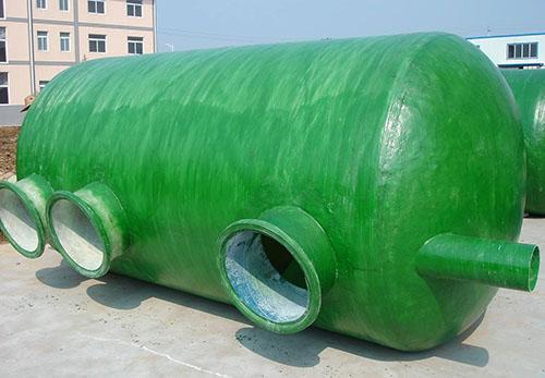 贵阳玻璃钢污水处理设备