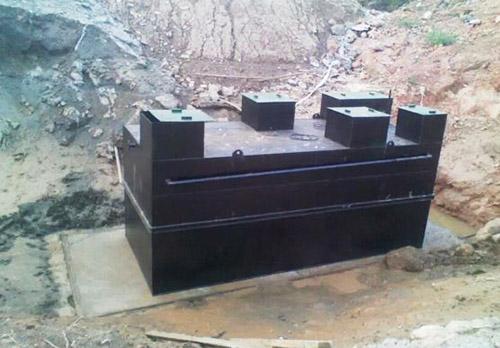 贵州一体化地埋式污水处理设备