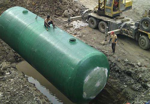 贵州污水处理化粪池