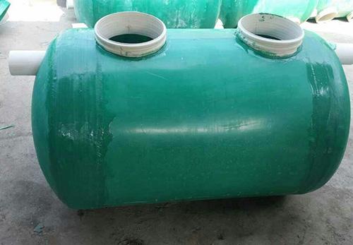 贵阳污水处理化粪池