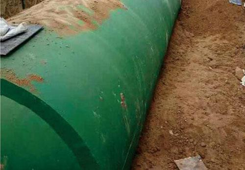 六盘水水泥化粪池