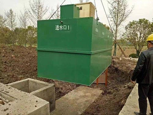 都匀污水处理设备