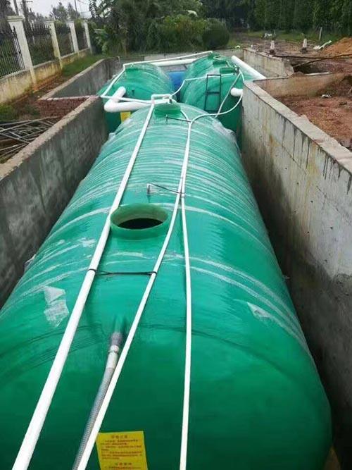 毕节一体化污水处理