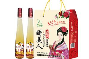 梨醋饮料代理(375ml)