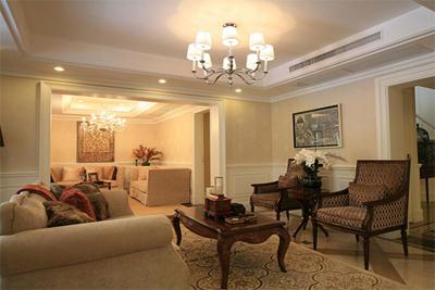 三室两厅家用中央空调解决方案