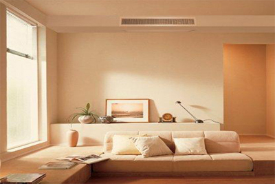 两室两厅中央空调解决方案