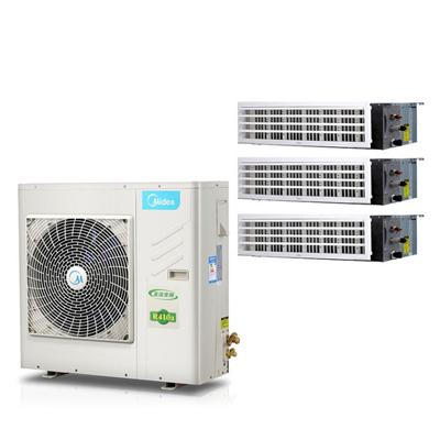 【图文】空调工作原理_石家庄家用中央空调节能环保