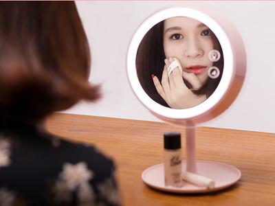 石家庄美的化妆镜