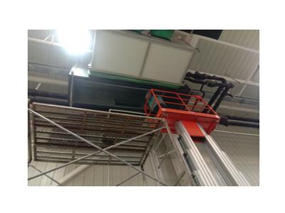 组合式空调机组清洗维护保养