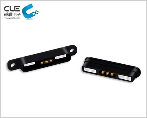 磁吸连接器,3PIN磁吸线厂家定制