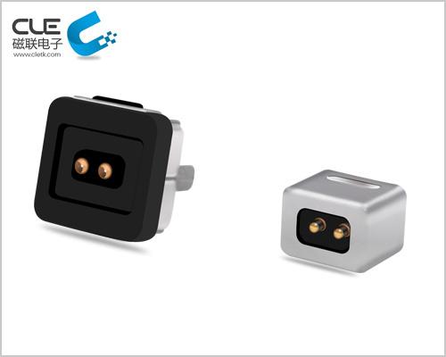 磁性吸附式连接器,智能家电磁吸连接器