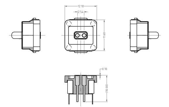 川富电子磁吸连接器
