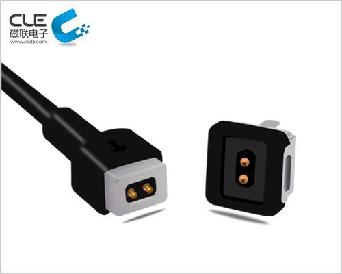磁吸充电器,磁联弹簧针充电线