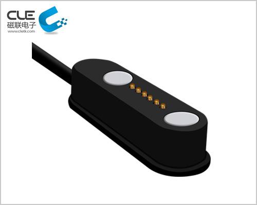 新型磁铁充电数据线