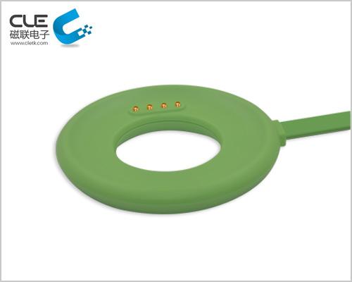 触点磁力充电线 专业定制磁吸线