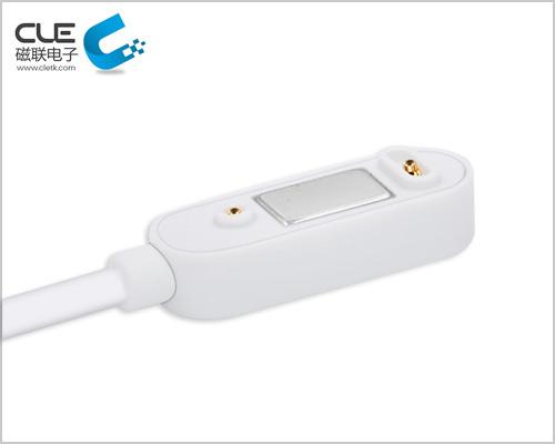 智能手表手环磁吸充电数据线厂家