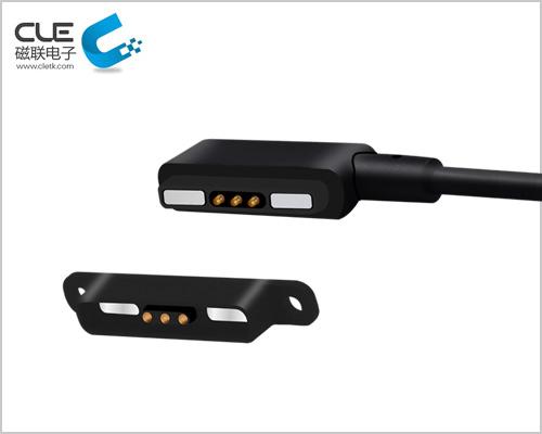 磁吸充电设计 磁联磁吸式充电器