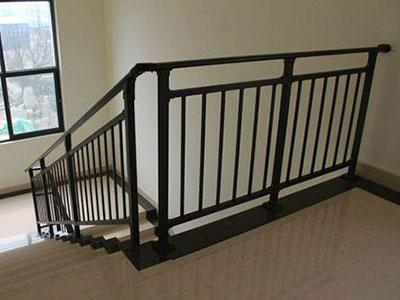 石家庄锌钢楼梯护栏