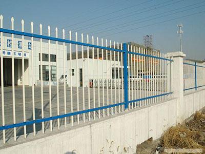 石家庄围墙锌钢护栏