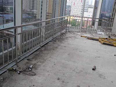 石家莊不鏽鋼欄杆