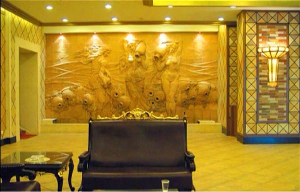 成都大厅浮雕