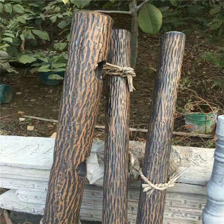 四川仿木护栏价格
