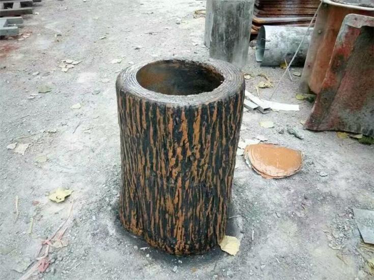 四川仿木护栏厂家